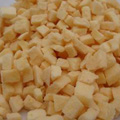 Freeze Dried Diced Apple