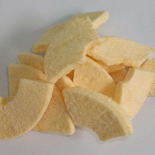 Freeze Dried Apple Slice No Peel