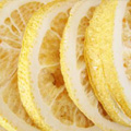 Freeze Dried Lemon Slice