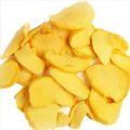 Freeze Dried Yellow Peach Slices